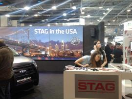 stag gas show 2015