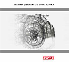 Installation guidelines for LPG systems