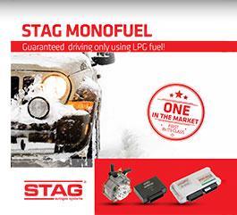 Monofuel STAG